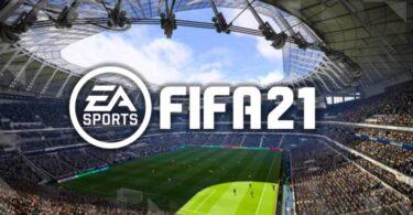 PS5 Fifa 21 Bundle