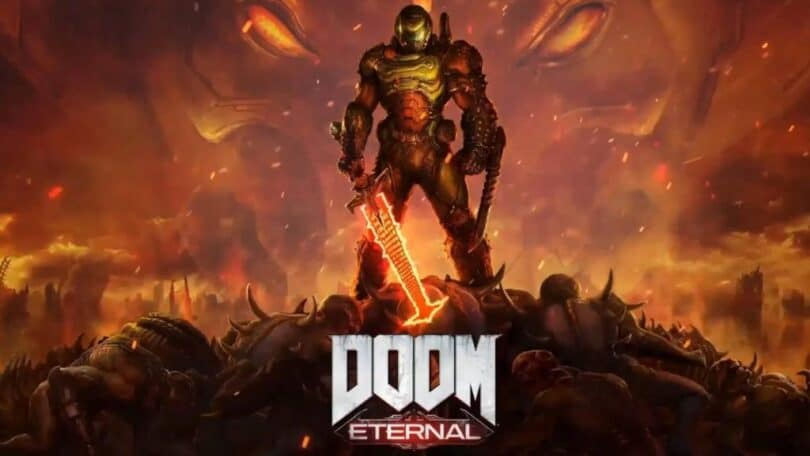 PS5 Doom Eternal Bundle