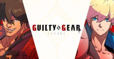 PS5 Guilty Gear Strive Bundle